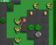 Minfig Zombie Tower Defence online