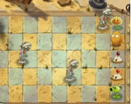Plants vs zombies strat�giai j�t�kok